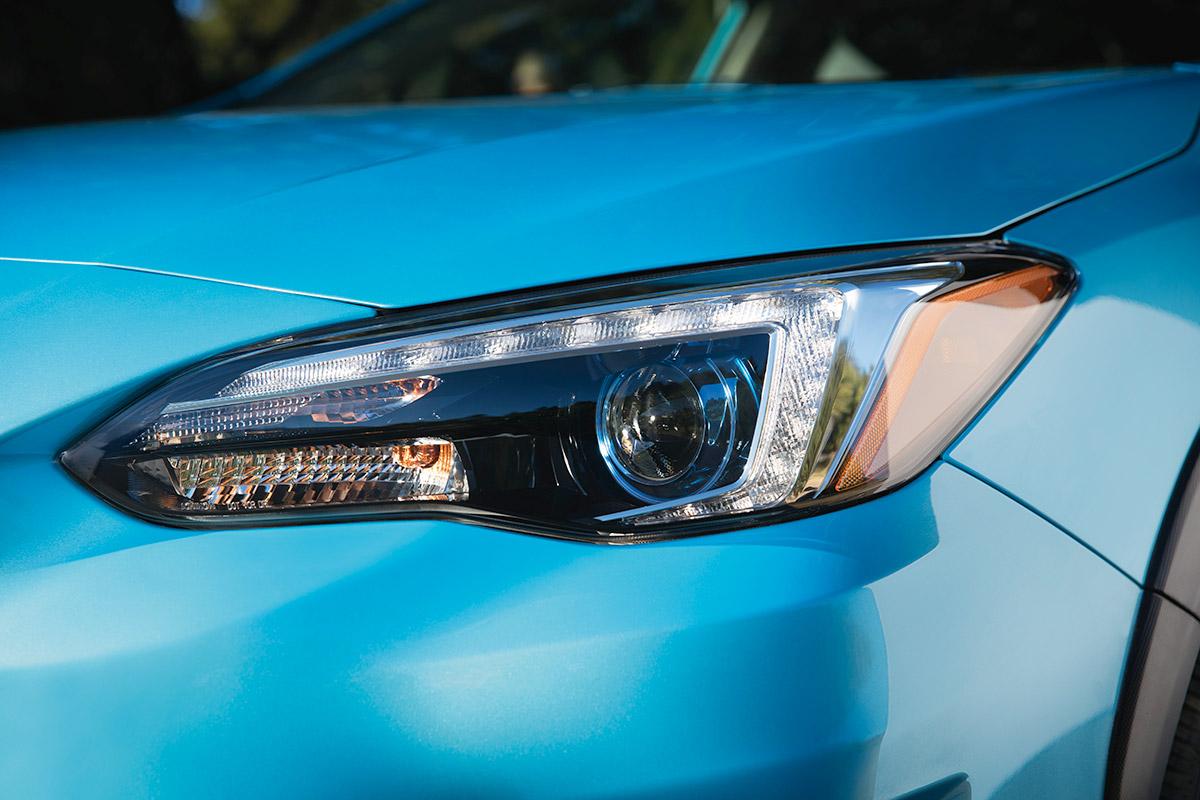 スバル初のプラグインハイブリッド車「クロストレック ハイブリッド」を米国で発表