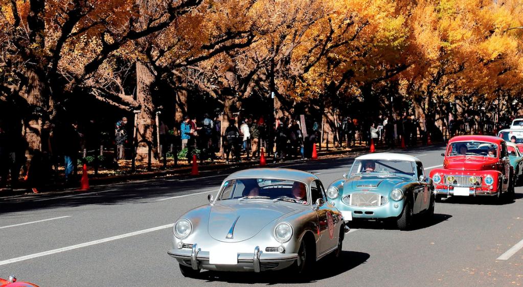 「2018 トヨタ博物館 クラシックカー・フェスティバル in 神宮外苑」をトヨタが開催