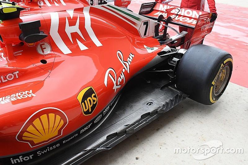フェラーリ、F1アメリカGPにフロアの大規模アップデート投入。タイトル獲得を諦めず