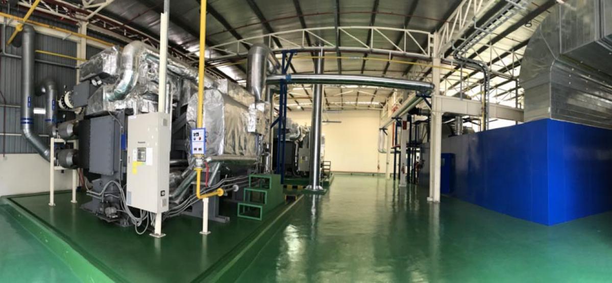 パナソニック:マレーシアでガスコージェネによるエネルギーサービスとノンフロン空調機を組み合わせた発電・空調システムの運用を開始