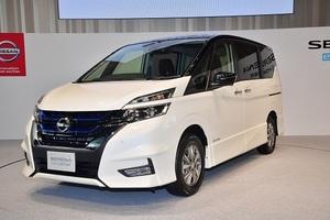 最速公道初試乗!! 日産セレナe-POWERは46万円高の価値はあるのか!?