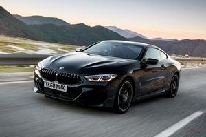新型BMW 8シリーズ840dに試乗 6気筒ディーゼル クラス最高のGTクーペ