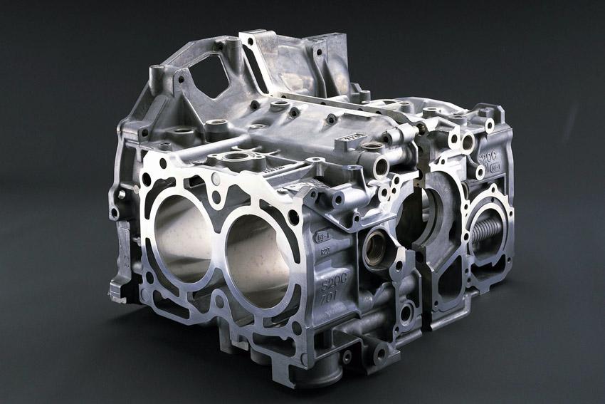 第3章スバル 進化の系譜 名機 スバル「EJ20」型エンジンヒストリー