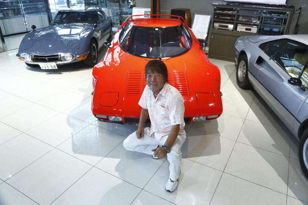池沢早人師に訊くスーパーカーブームのウラ側「第16回:ストラトスのコーナリング性能は最強!」