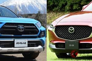 トヨタとマツダの違いはどこに? 豊富なSUVラインナップに見る販売戦略とは