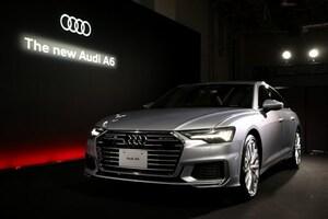 アウディA6セダンとアヴァントを日本導入。デビュー記念モデルは920万円から
