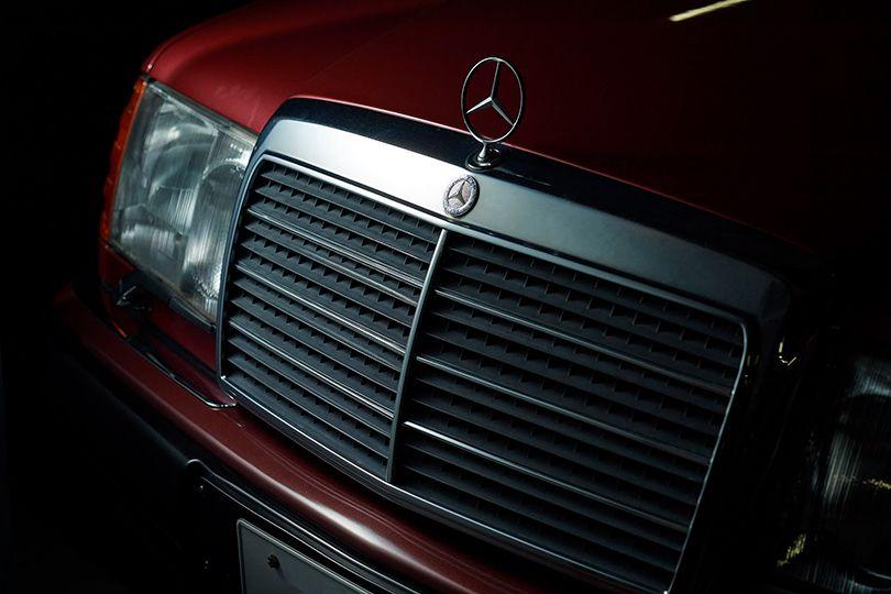メルセデス・ベンツ W124を普段使いする!