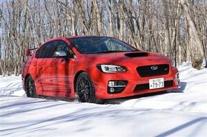 スバルAWDオールラインナップを雪上試乗。その実力と課題を確かめた