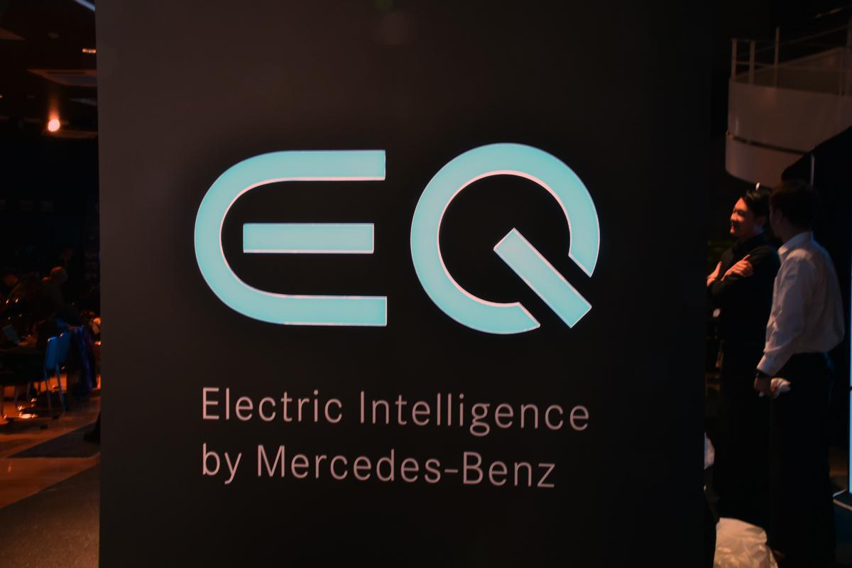 人間と対話し成長する家! メルセデス・ベンツ初の電気自動車も収まったEQハウスが公開