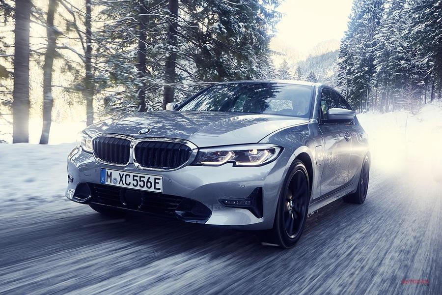 最新G20型BMW 330e プラグイン・ハイブリッド プロトタイプに試乗