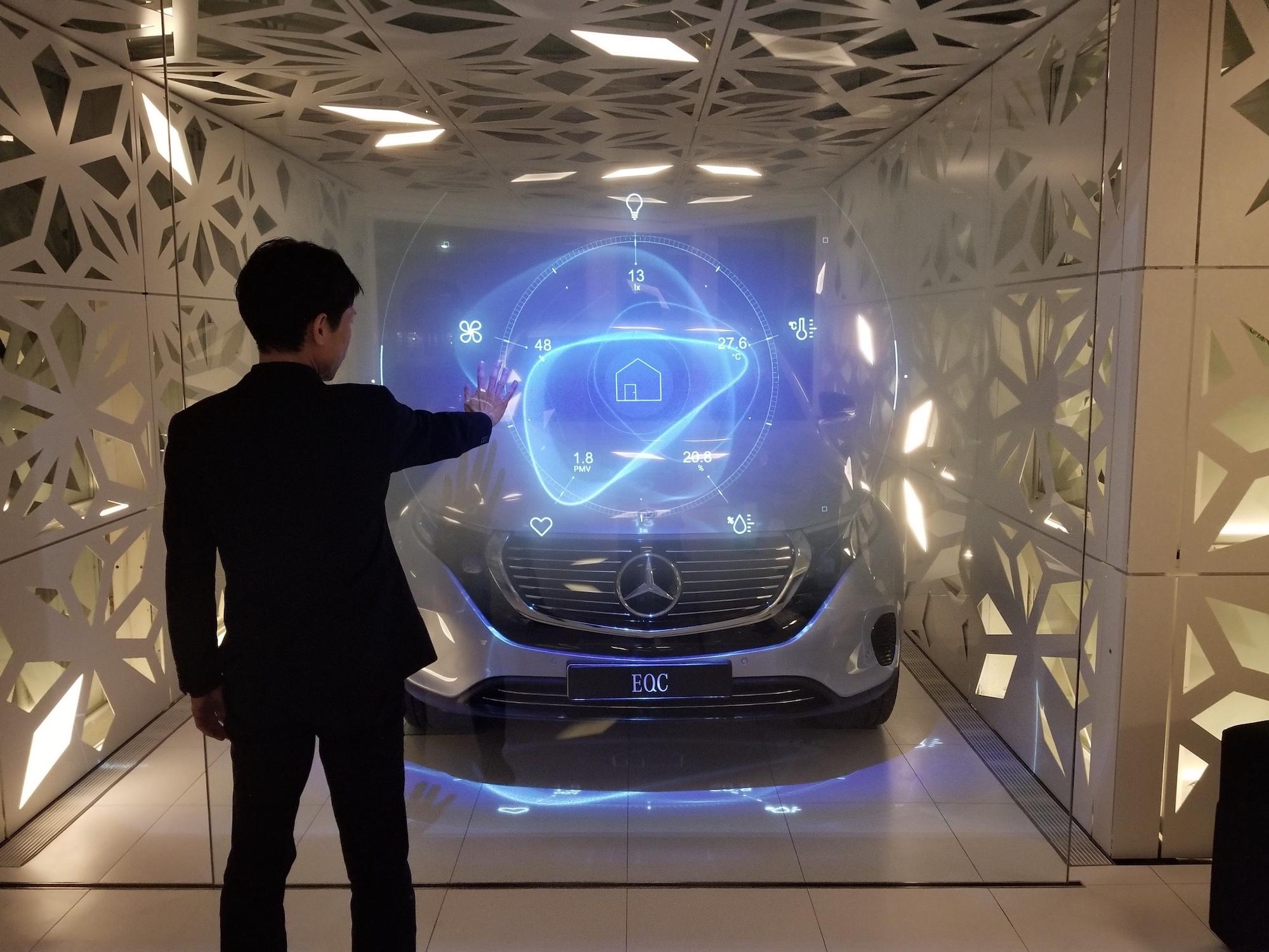 メルセデス・ベンツ日本と竹中工務店がコラボした未来の家「EQ House」が期間限定オープン!