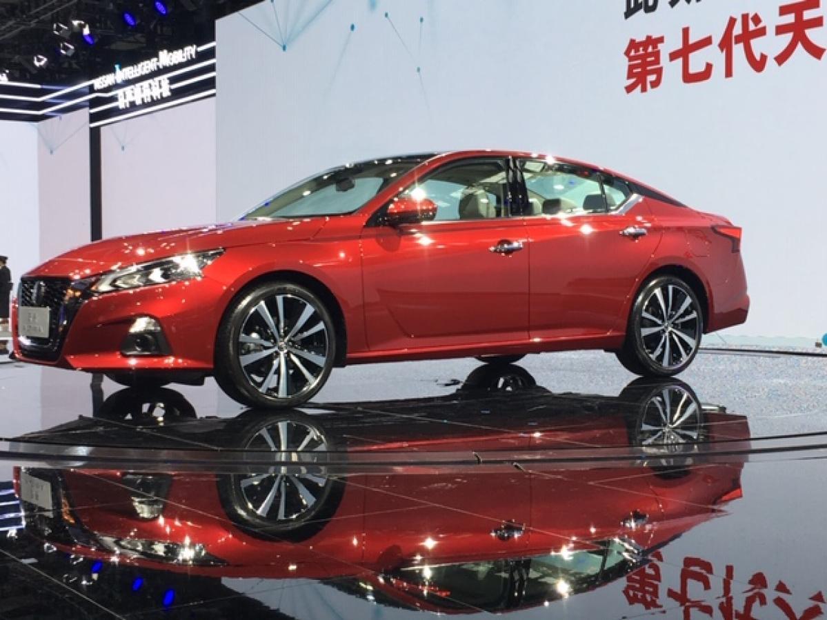日産、中国でも可変圧縮比エンジンVCターボ搭載の新型アルティマを発表
