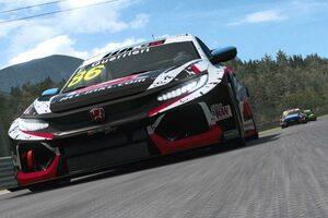 WTCR:eシリーズ開幕戦はグエリエリ、タッシのホンダ・シビック・タイプR勢が連勝発進