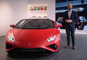 ランボルギーニ「Lamborghini Huracán EVO RWD Spyder」 ジャパン・ローンチビデオ公開