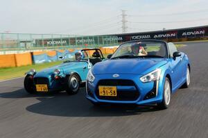 レーシングドライバーが選ぶ! MTで楽しめる歴代軽自動車ランキングTOP5