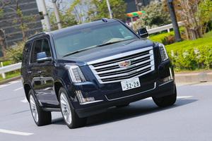 3列シート高級SUV、キャデラックエスカレード 魅力を吉田由美と鈴木ケンイチが改めて考えてみる【対談】