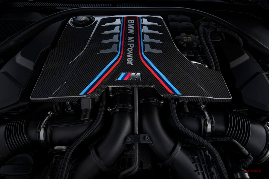 BMW M8クーペ/コンバーチブル 625psの4.4ℓV8 まずはコンペティションから