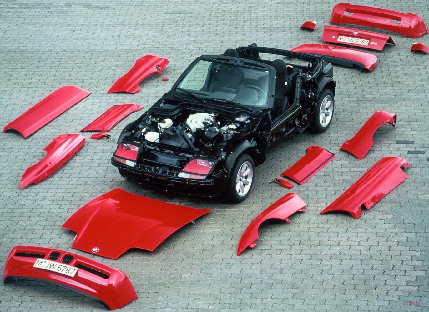 【最初にして孤高】BMW Z1 妥協を排した未来 市販されたコンセプトモデル