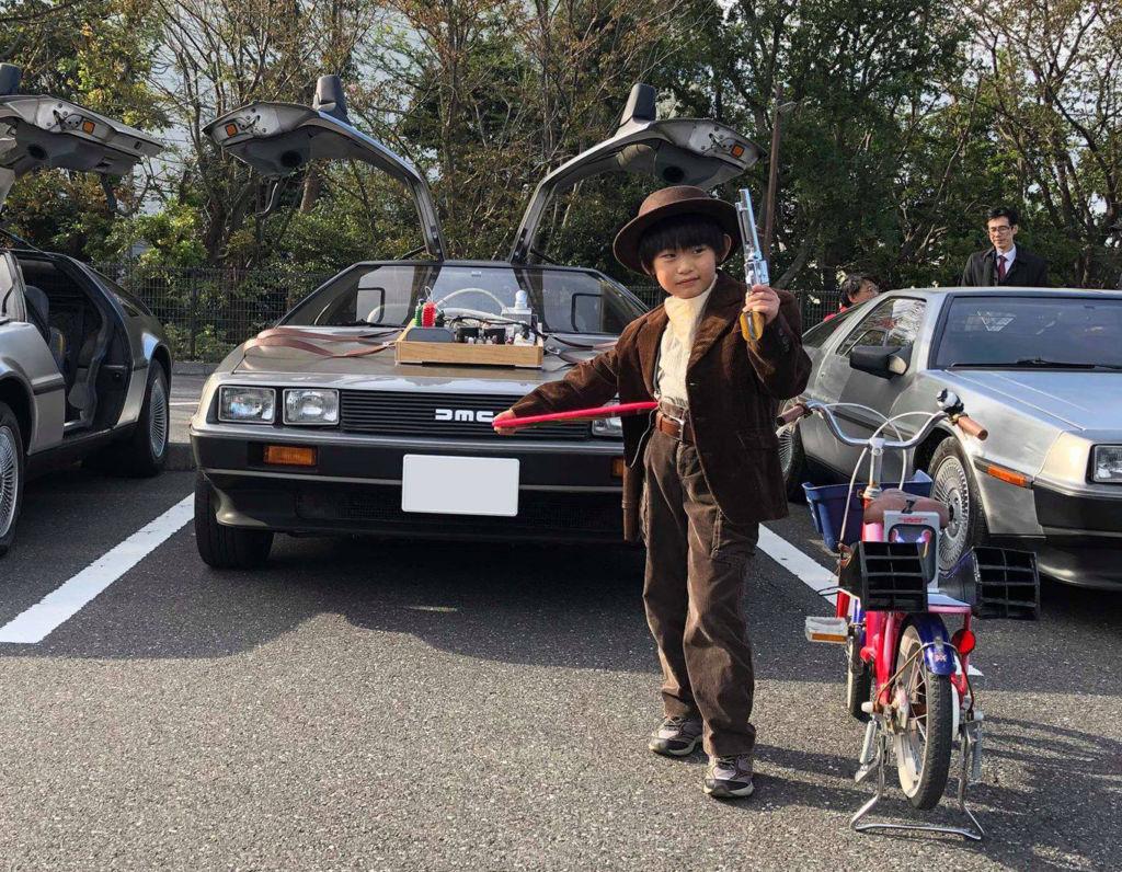 12台のデロリアンと愛あふれるオーナーが集結!DOC(DeLorean Owners Club)Expo 2019