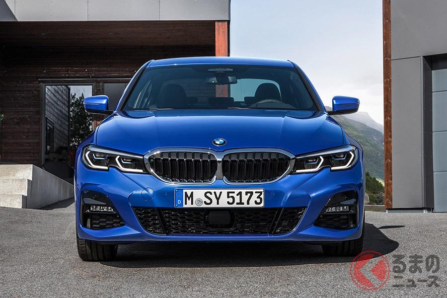 BMW「3シリーズ」は、3世代連続でインポートカー・オブ・ザ・イヤーを受賞!