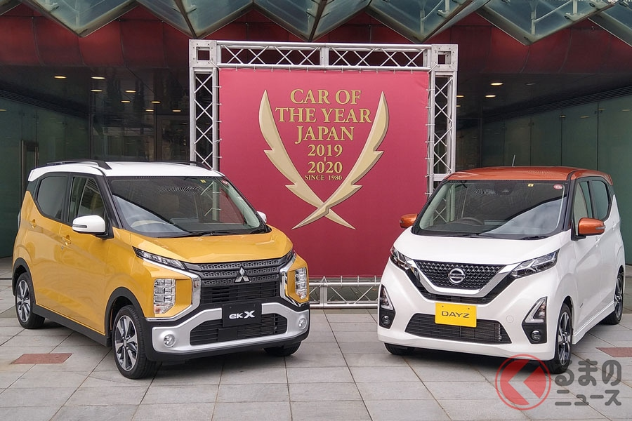 【速報】今年の1台は「RAV4」! トヨタが10年ぶりに日本カー・オブ・ザ・イヤーを受賞