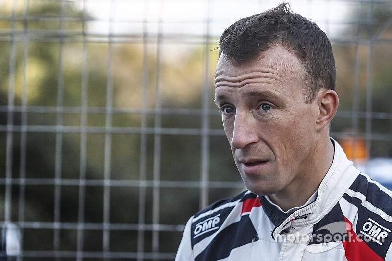 トヨタのWRC体制一新でシートを失ったクリス・ミーク、このまま引退か?