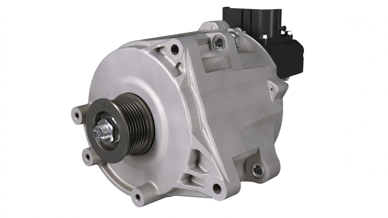 ボルグワーナー:「HVH 146」の導入により高電圧ヘアピン電気モーターシリーズを強化