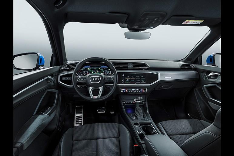 新型アウディQ3が欧州で受注開始 日本円で約432万円から