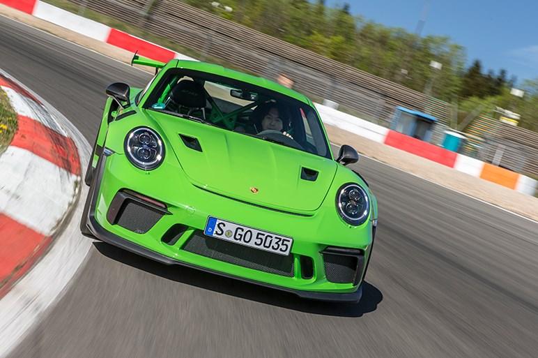 自然吸気911の最高峰、GT3 RS試乗。伝統の硬派な走りは健在