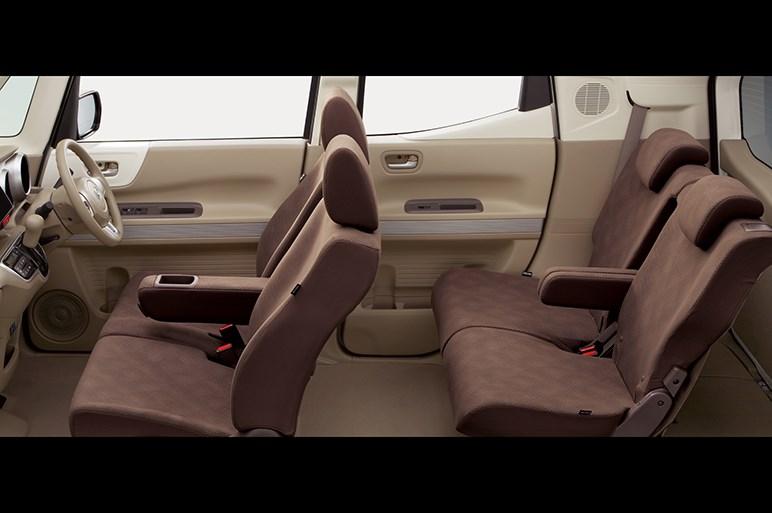 ホンダのファンキーな軽自動車「N-BOX スラッシュ」がマイナーチェンジ