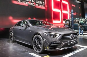 メルセデスAMG、53シリーズを新展開 まずはCLS、Eクラスクーペ/カブリオレの3モデルに