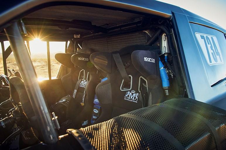 フォルクスワーゲン、オフロードレースに向けて開発された「アトラス クロススポーツR」を公開
