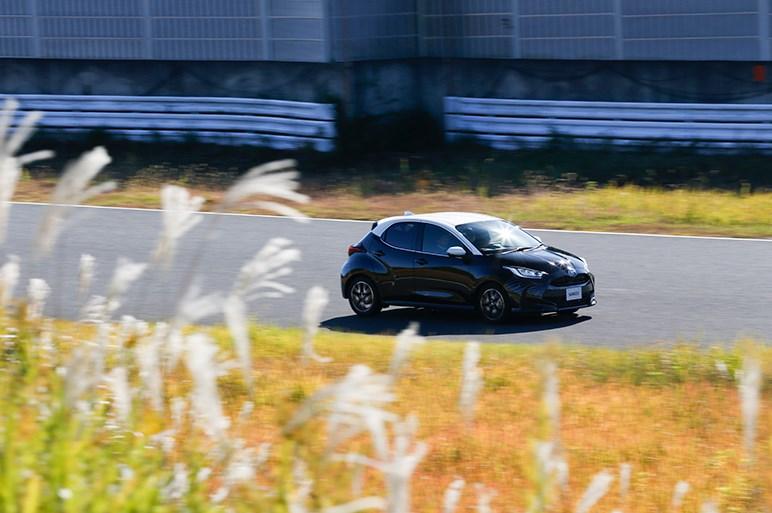 サーキットで試した新型トヨタ ヤリスのダイナミック性能は欧州車にも負けない