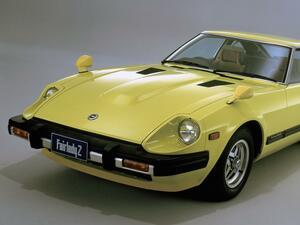 【昭和の名車 64】日産 フェアレディZ 280Z-T 2by2:昭和53年(1978年)
