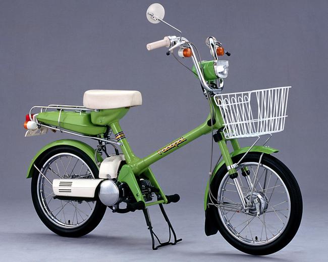 """""""ラッタッタ""""って知ってる?あの頃みんなが乗りたかったホンダのおしゃれバイク「ロードパル」"""