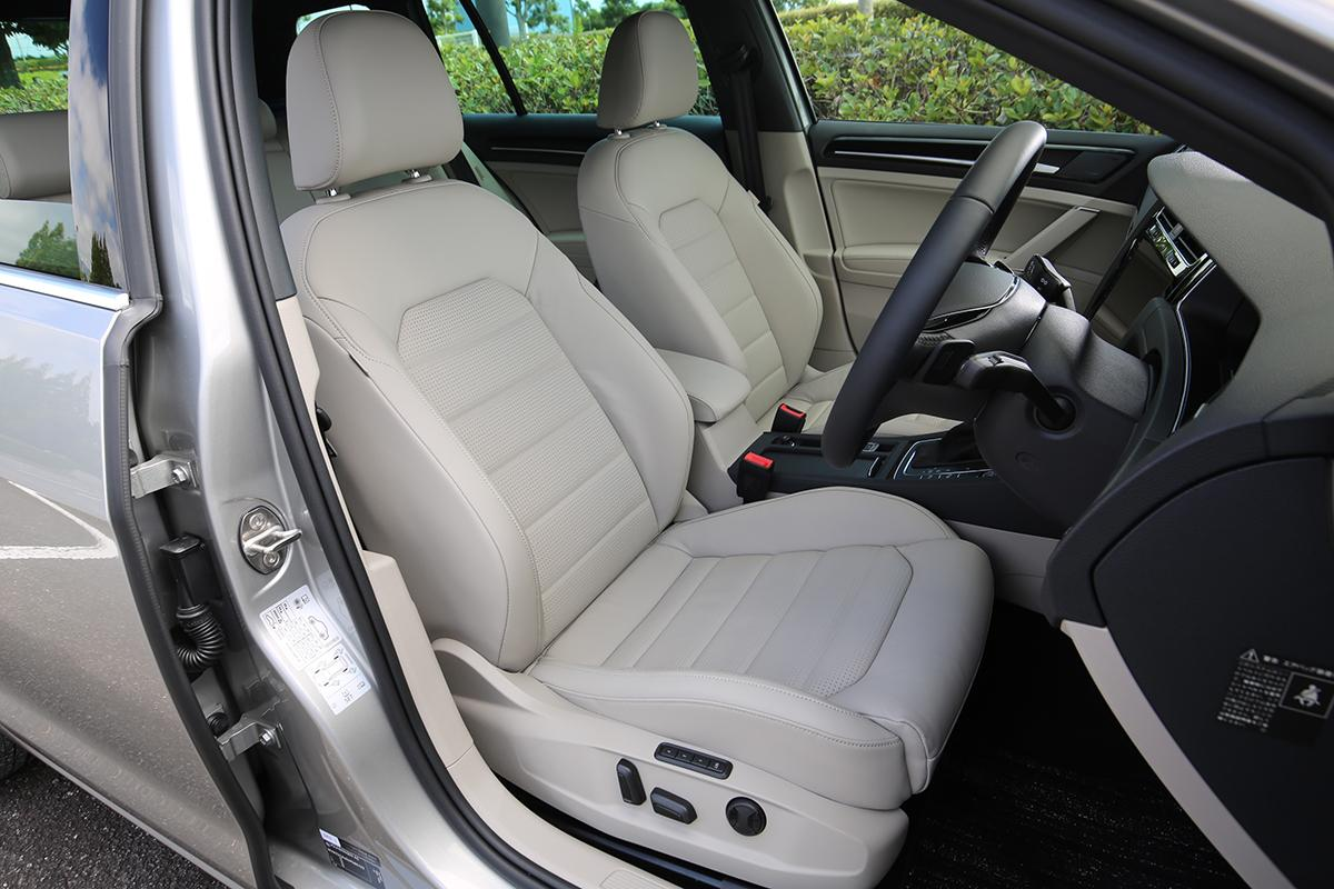 【試乗】VWゴルフにディーゼル車が追加! 静かで振動もなく快適だが気になるのは高速域でのパンチ