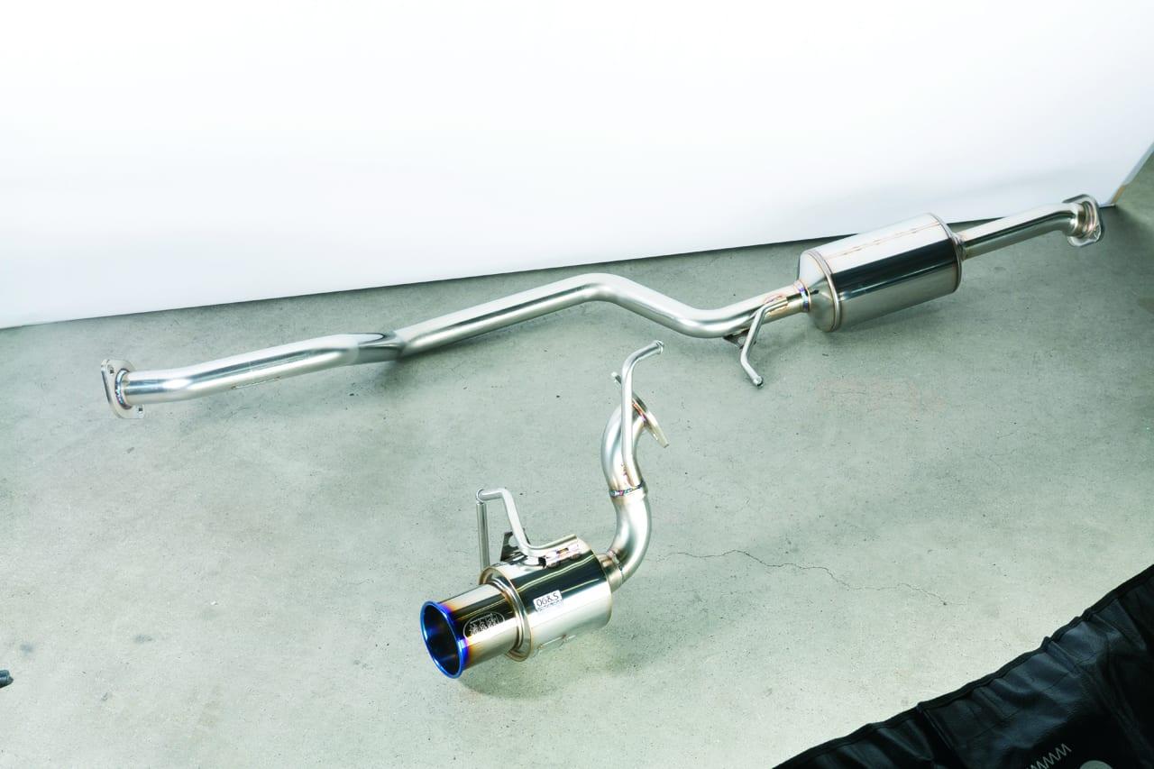 性格違いのマフラー、ラインアップは3タイプ!|JB43型ジムニーシエラ カスタマイズ