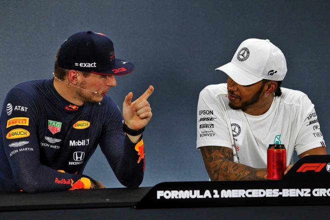 フェルスタッペン、ハミルトンへの敬意を示すも「今のF1には同等の結果を出せるドライバーが3、4人いる」
