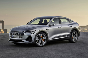 アウディ 初の電気自動車「e-tronスポーツバック」を9月17日に発売