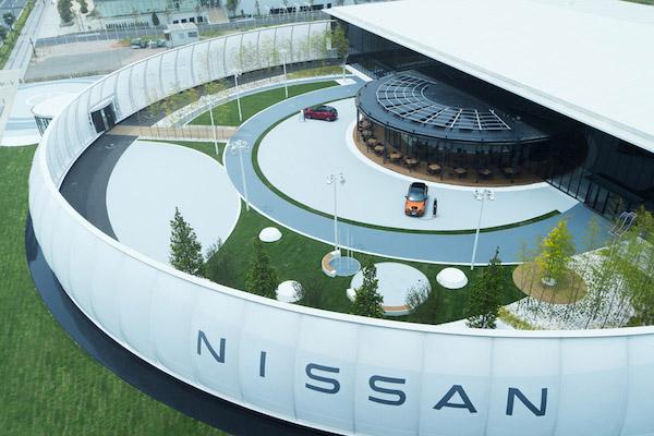 日産  横浜みなとみらいに体験型エンターテインメント施設「ニッサン パビリオン」を新設