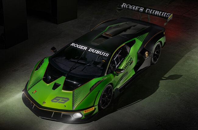 ランボルギーニのサーキット専用ハイパーカーが「エッセンサSCV12」の車名を冠してワールドプレミア
