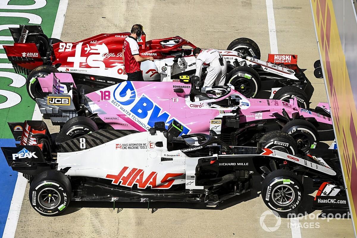 9位は期待外れの結果……レーシングポイントのランス・ストロール「来週、より強くなって戻ってくる」|F1イギリスGP決勝