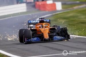 """タイヤトラブル続発のF1イギリスGP。ピレリは""""あらゆる可能性""""を除外せず調査へ"""