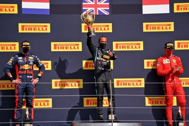 F1第4戦イギリスGP決勝トップ10ドライバーコメント(2)