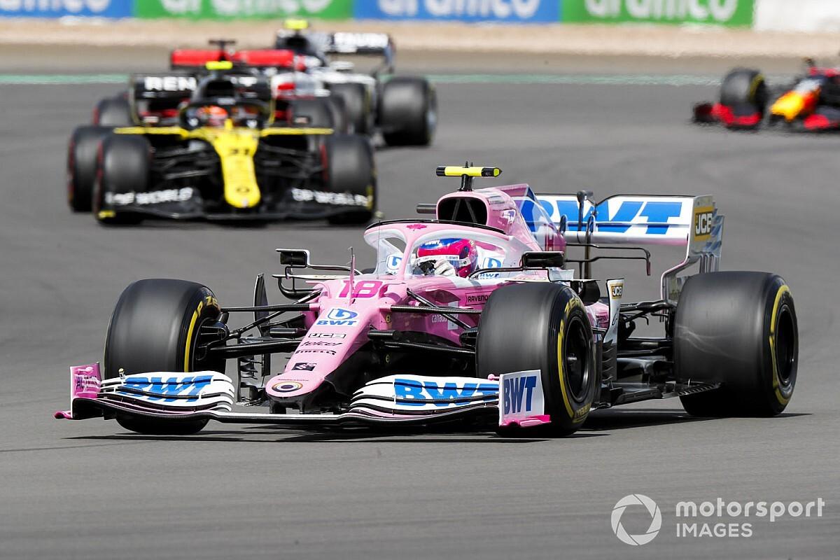 ルノー、またしてもレーシングポイントのマシンに抗議。これで3戦連続に|F1イギリスGP