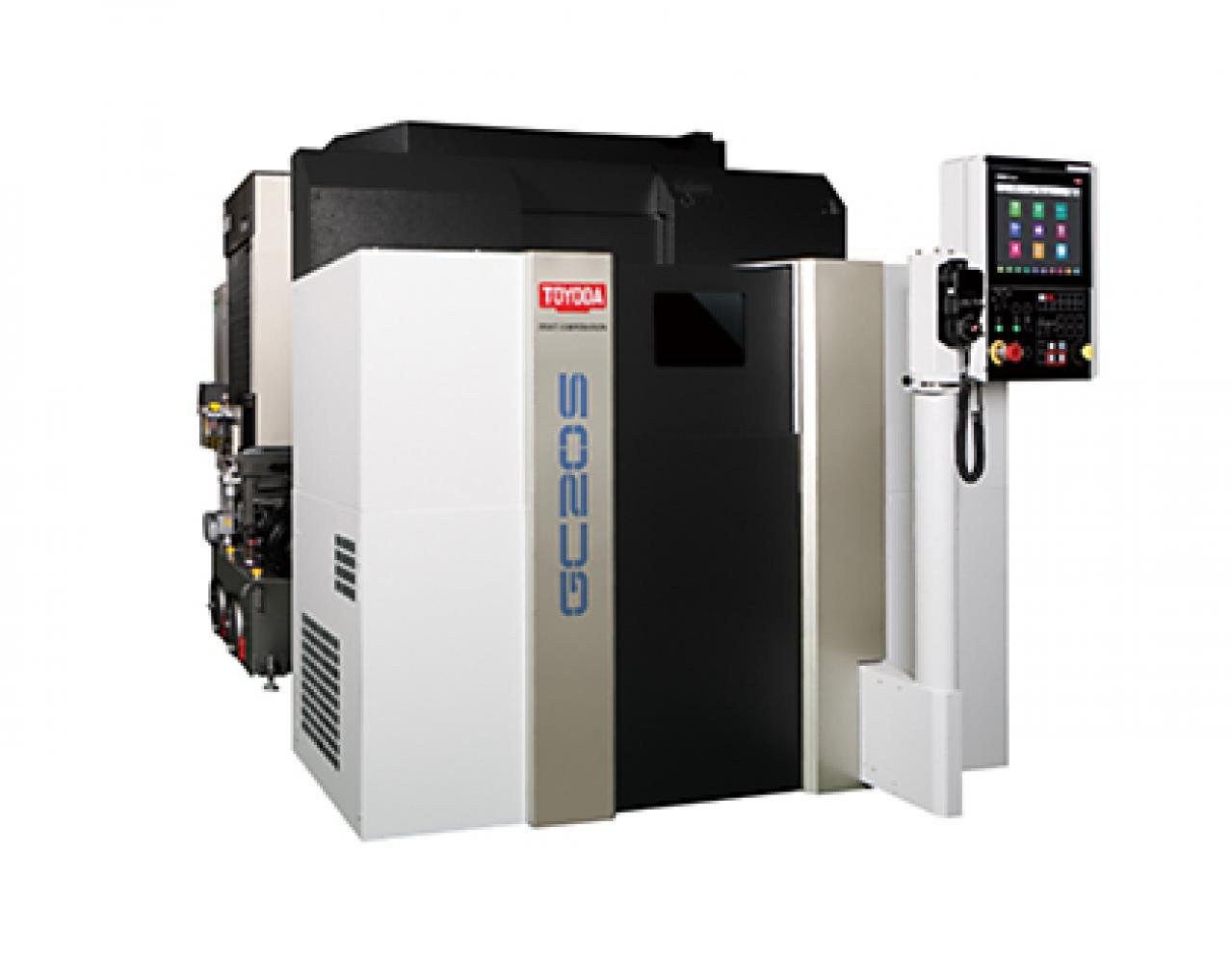 ジェイテクト:CBNカムシャフト研削盤「GC20S/GL32S」を開発、販売開始