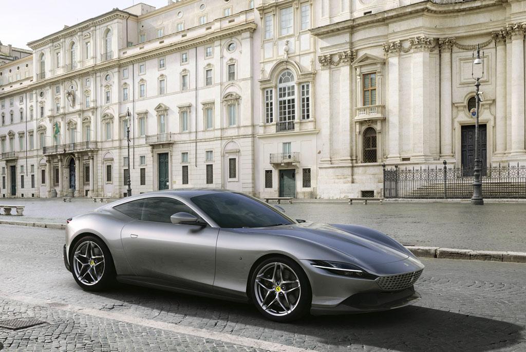 これぞ現代の「甘い生活」? フェラーリの最新作、その名は「ローマ」