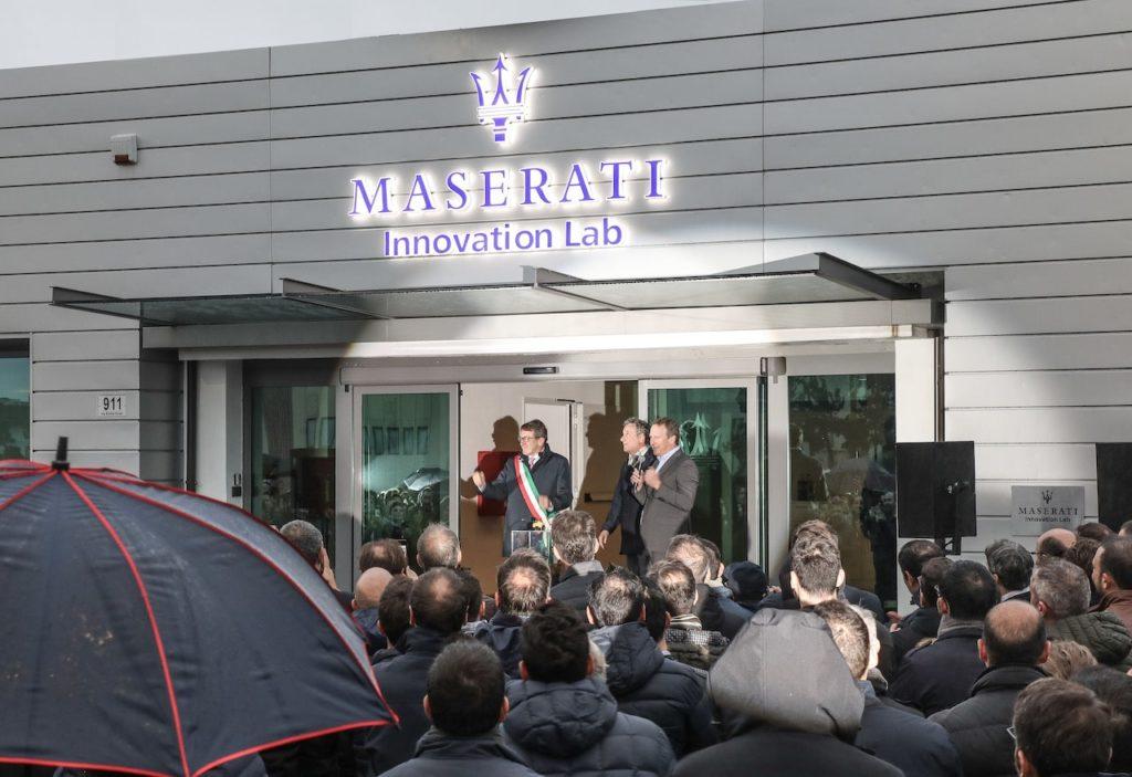 マセラティ イノベーション ラボ 初公開! 新型車を開発する最先端の施設はヒト優先