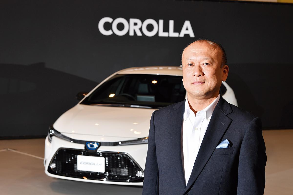 歴代のDNAを受け継ぎながら時代に応える新たな価値を! 新型トヨタ・カローラ開発責任者インタビュー