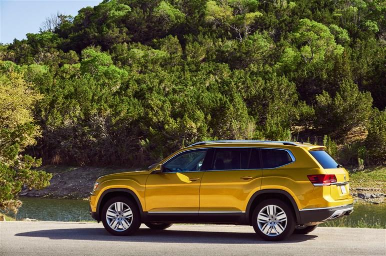 VWが1000億円投資する本気の北米戦略SUV、アトラスはどんなクルマ?